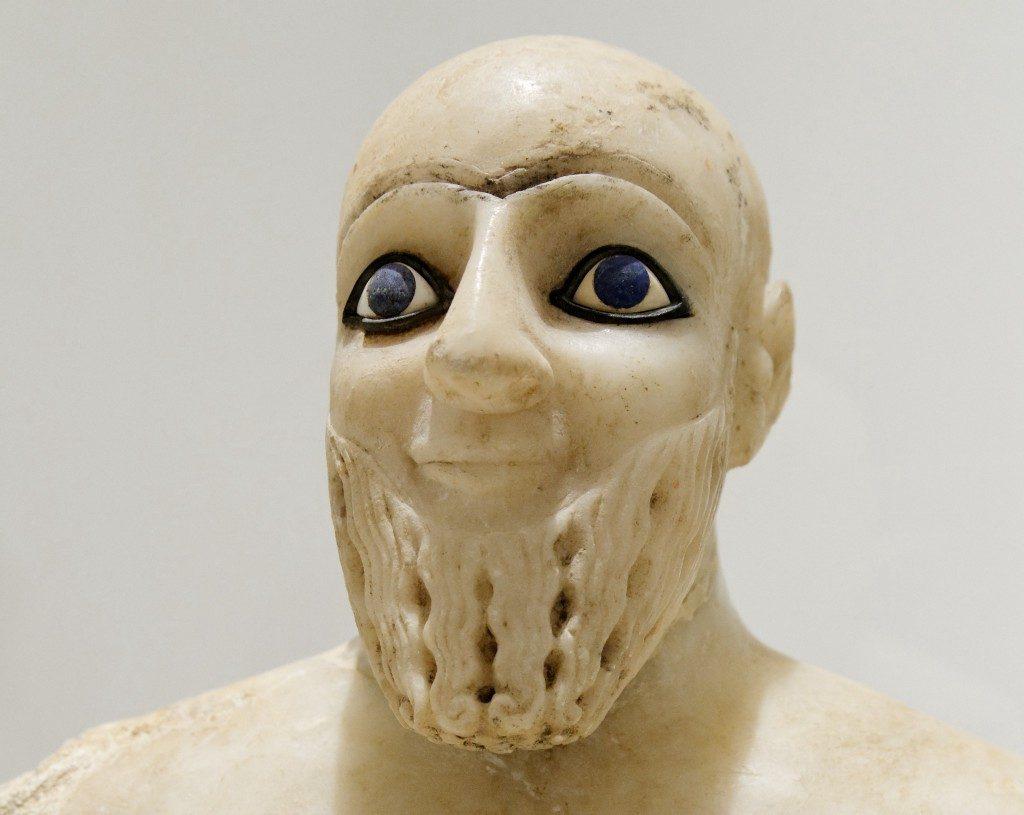 Ebih-Il, temple supervisor in the Sumerian city of Mari