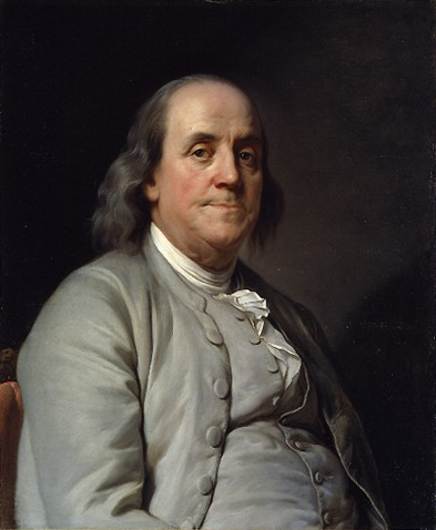 "Ben Franklin, having just ""eaten a toad-and-a-half for breakfast"""