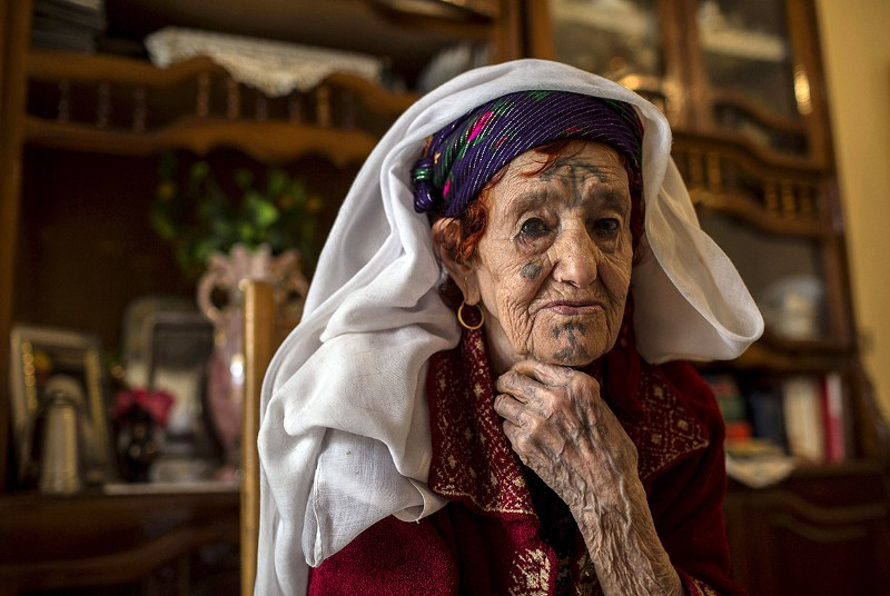 A Berber woman